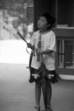 Young Girl,  Wong Tai Sin Temple
