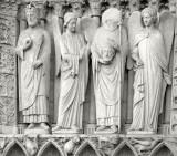 Saint Denis, Notre Dame