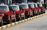 Red Taxis