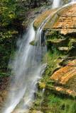Spray off Lucifer Falls