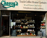 Traditional tearooms