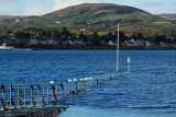 The pier at Omeath