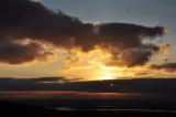 Sunset over Dundalk Bay