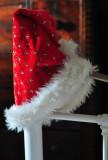 Where Santa hangs his hat