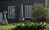 Spring in the Church Yard