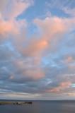 Gyles Quay Sunset