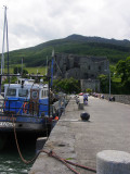 The pier, Carlingford