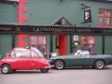 Colour coordinated parking