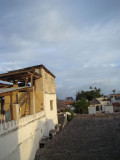 rooftops of Lamu Town