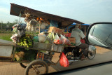 Greengrocer on wheels