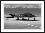 F-117 Stealth Fighter - Airshow