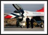 Thunderbirds, Nellis Airshow