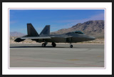 F-22 at Nellis Airshow, NV