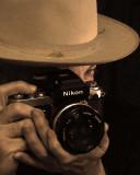Nikon F2 shot with my D90