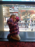 In  NY- on Broadway baby