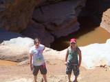 Exploring The Fallsnear Canyonlands NP