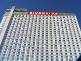 An interesting shot of the Riverside