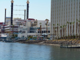 Casinos along the waterfront