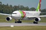 AirPortugal's A330 departing from OPO to EWR (2)