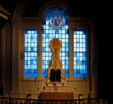 St. Paul's Chapel, interior