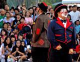 Pair of clowns