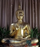 Image of Lord Buddha teaching