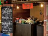 Isan food shop