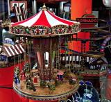 Toy amusement park