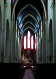 St. Joseph's Cathedral (Nha Tho Lon), interior