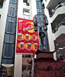Department store, interior