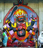 Shiva as destroyer