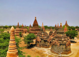 Temples aplenty