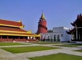 Royal Palace watchtower