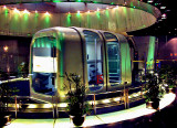 Sightseeing Tunnel subway car