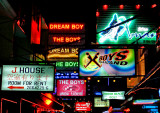 Signs in the boy soi