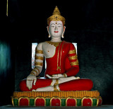 Indian Buddha image