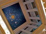 Ceiling, Wat Sothorn