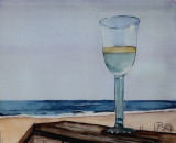 Relaxation by the Sea by Pam Houle