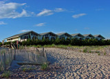 Guest houses on the beach