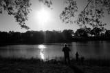 Lake Overton, 4-7-2009, Beautiful Silhouette