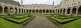 2008 - Visite de l'abbaye cistercienne de Royaumont