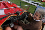 Rétro Festival 2009 - Présentation des véhicules sur le circuit de la Prairie