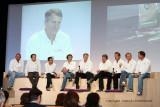 Victoire de l'équipage de Groupama 3 dans le Trophée jules Verne