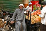 Egypte 2010 - Découverte de la ville de Louxor et promenade en calèche / Discovering Louxor city