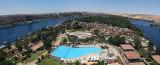 Egypte - Panoramas de la ville d'Assouan et des rives du lac Nasser