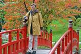 Promenade automnale dans le parc Albert Kahn