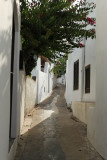Visite du village de Stromboli sur lîle du même nom