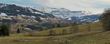 Panorama près de Combloux
