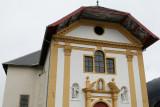 Une église baroque entre Combloux et Saint-Gervais