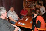 Apprentissage du Poker lors d'une soirée au chalet La Colombe